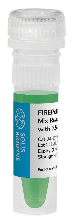 5x FIREPol<sup>®</sup> Master Mix Ready to Load