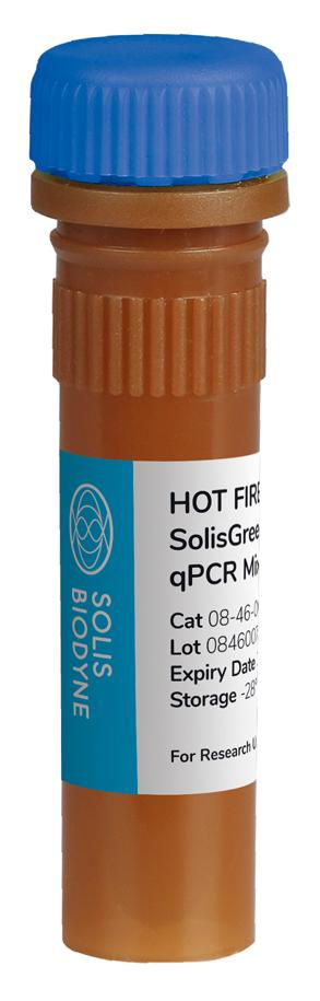 5x HOT FIREPol<sup>®</sup> SolisGreen qPCR Mix